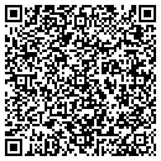 QR-код с контактной информацией организации ТУЛАВНЕШТОРГ ЗАО
