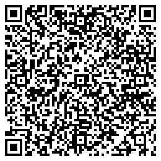 QR-код с контактной информацией организации АКВАТОРИЯ ФИРМА
