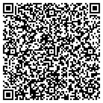 QR-код с контактной информацией организации БЫТОВАЯ ХИМИЯ ФИРМА ПРОКОМ