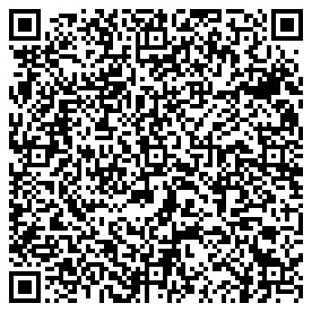 QR-код с контактной информацией организации ООО ЕГОРЬЕВСКИЙ, СУПЕРМАРКЕТ