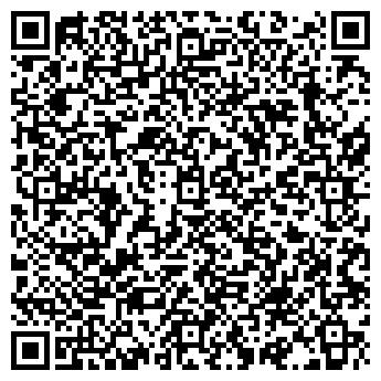 QR-код с контактной информацией организации ООО ПОДМАСТЕРЬЕ, МАГАЗИН