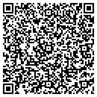 QR-код с контактной информацией организации АИН, МАГАЗИН