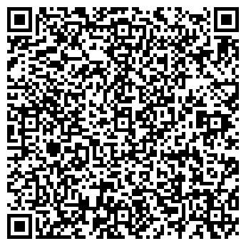 QR-код с контактной информацией организации ЕГОРЬЕВСКИЕ ОКНА ООО