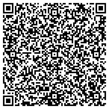 QR-код с контактной информацией организации ХОЗЯЮШКА МАГАЗИН ХОЗТОВАРОВ