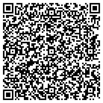 QR-код с контактной информацией организации ЛОЭС-КОНСАЛТИНГ