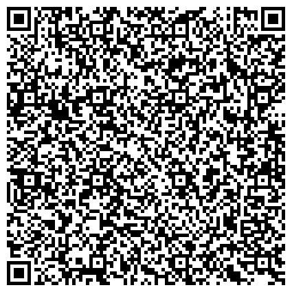 QR-код с контактной информацией организации ПРЕОБРАЖЕНИЕ МУНИЦИПАЛЬНЫЙ ЦЕНТР