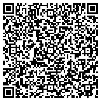 QR-код с контактной информацией организации КУРАЖ МТПП