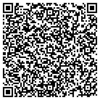 QR-код с контактной информацией организации АВТОЗАПЧАСТИ, МАГАЗИН