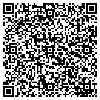 QR-код с контактной информацией организации ЗАО КОНТАКТ