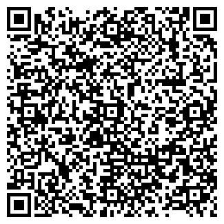 QR-код с контактной информацией организации ДОБРЫЙ ХЛЕБ, ЗАО