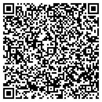 QR-код с контактной информацией организации ОАЗИС, КАФЕ