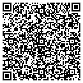 QR-код с контактной информацией организации ФАТЕЖ