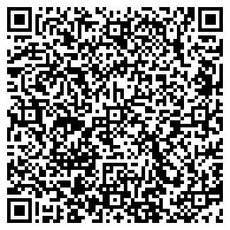 QR-код с контактной информацией организации СЕРЕДА, ЗАО