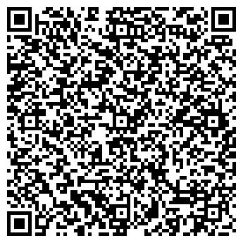 QR-код с контактной информацией организации БТИ  Хохольского района