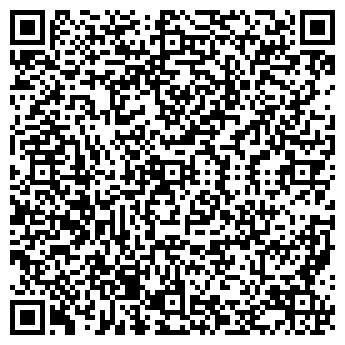 QR-код с контактной информацией организации АЗИЯ-ДОС ЛТД