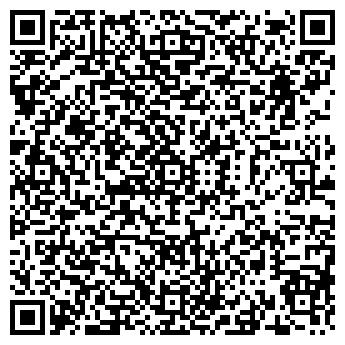 QR-код с контактной информацией организации АНТИКВАРНАЯ АЛЛЕЯ