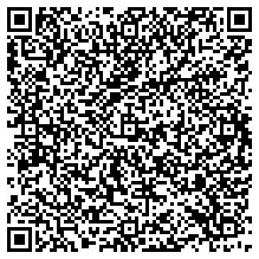 QR-код с контактной информацией организации СЛУЖБА СОЦИАЛЬНОЙ ЗАЩИТЫ НАСЕЛЕНИЯ