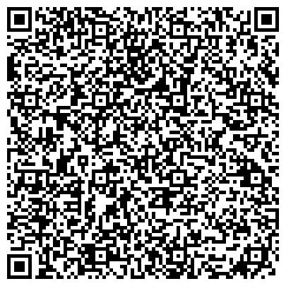 QR-код с контактной информацией организации Федеральная служба по труду и занятости РОСТРУД