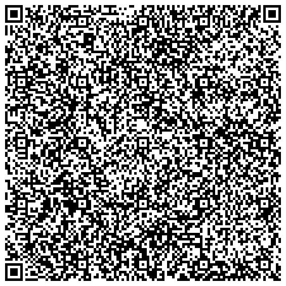 QR-код с контактной информацией организации Инспекция государственного надзора за техническим состоянием самоходных машин и других видов техники Ярославской области