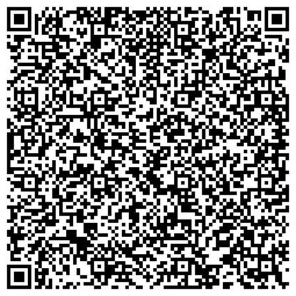 QR-код с контактной информацией организации РЫБООХРАНЫ МЕЖРАЙОННАЯ ИНСПЕКЦИЯ