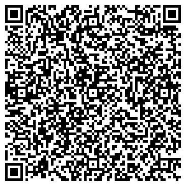 QR-код с контактной информацией организации ТЕТРИО-МАРКЕТ МАГАЗИН ОРСА СЖД