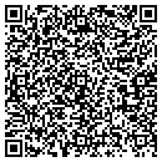 QR-код с контактной информацией организации ТРАНШ