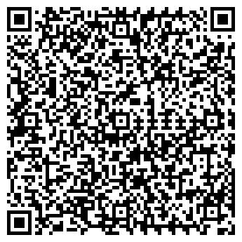 QR-код с контактной информацией организации ИП ИВАНОВА А.И.