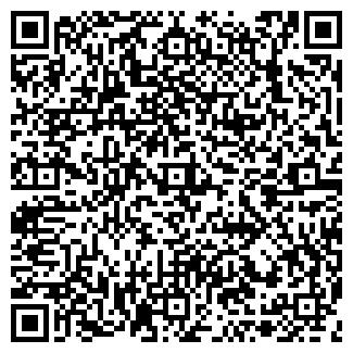 QR-код с контактной информацией организации АПРЕЛЬ ПЛЮС