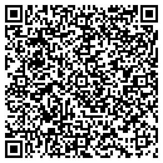 QR-код с контактной информацией организации КРАСНЫЕ ТКАЧИ