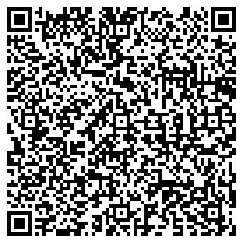 QR-код с контактной информацией организации ООО «Портной»
