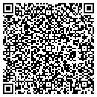 QR-код с контактной информацией организации ООО РУСИЧ