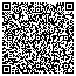 QR-код с контактной информацией организации ПЛАТИНА