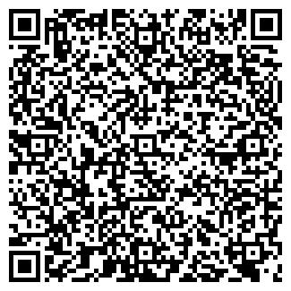 QR-код с контактной информацией организации ООО АВИЦЕННА