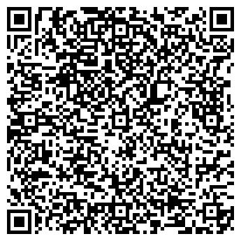 QR-код с контактной информацией организации ООО МЕТАЛЛРЕСУРС М