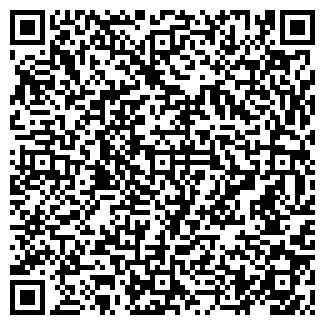 QR-код с контактной информацией организации ООО АЛЬЯНС ТД