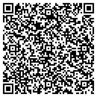 QR-код с контактной информацией организации ООО ЛЮНОС
