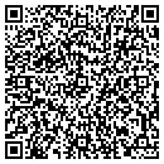 QR-код с контактной информацией организации ООО ВИЛЛА