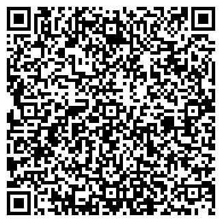 QR-код с контактной информацией организации ЗАО ФЛАЕР