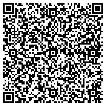 QR-код с контактной информацией организации ООО АВЕГА