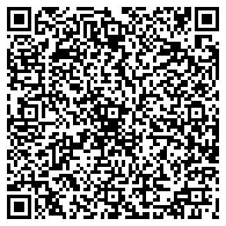 QR-код с контактной информацией организации ЗАО МЕТРИС