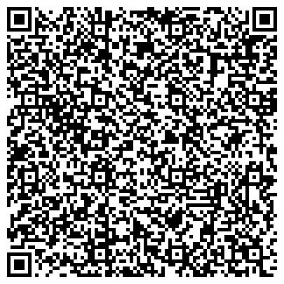 QR-код с контактной информацией организации АВТОБАЗА ОБЛАСТНОГО УПРАВЛЕНИЯ ФЕДЕРАЛЬНОЙ ПОЧТОВОЙ СВЯЗИ ГО