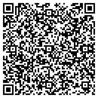 QR-код с контактной информацией организации ООО ВОЛГА-ТУР
