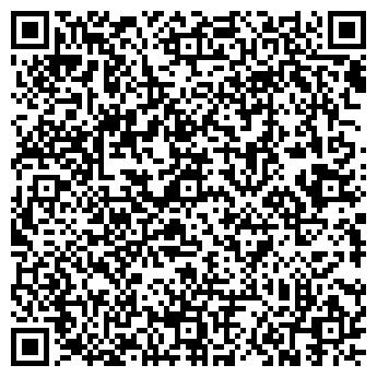 QR-код с контактной информацией организации ЗАО БЕЛАЯ ОРХИДЕЯ