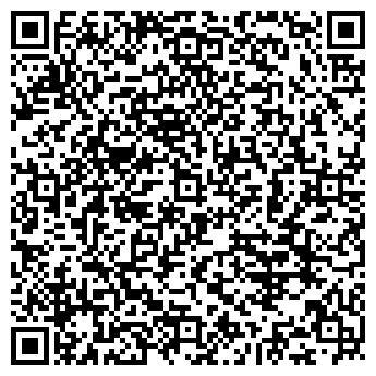 QR-код с контактной информацией организации БЛЮЗ ПАРИКМАХЕРСКАЯ