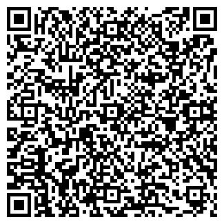 QR-код с контактной информацией организации ООО ЧИКЕН-ТУН