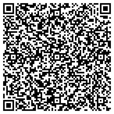 QR-код с контактной информацией организации РАДУГА ПИЦЦЕРИЯ СТРОЙИНДУСТРИЯ