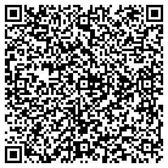 QR-код с контактной информацией организации АВС ПРЕДПРИЯТИЕ