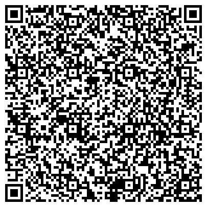 QR-код с контактной информацией организации ЯРОСЛАВСКИЙ ТЕХНИКУМ БЫТОВОГО СЕРВИСА