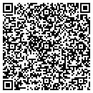 QR-код с контактной информацией организации БАНЗАЙ
