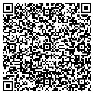 QR-код с контактной информацией организации ООО ТОРГДИЗАЙН